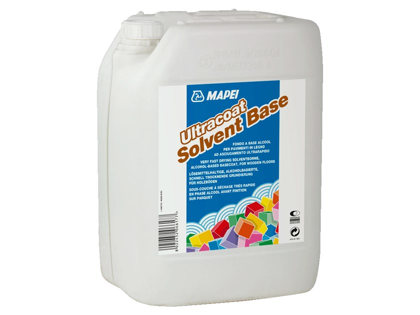 Screed and base layer for flooring ULTRACOAT SOLVENT BASE by MAPEI