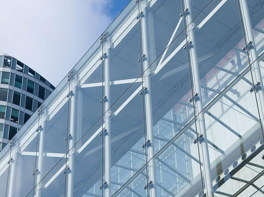 Pellicola per vetri a controllo solare ULTRAVISION 80 by FOSTER T & C