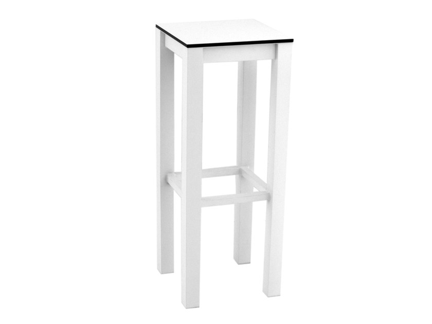 High HPL garden stool UNA | Stool by calma