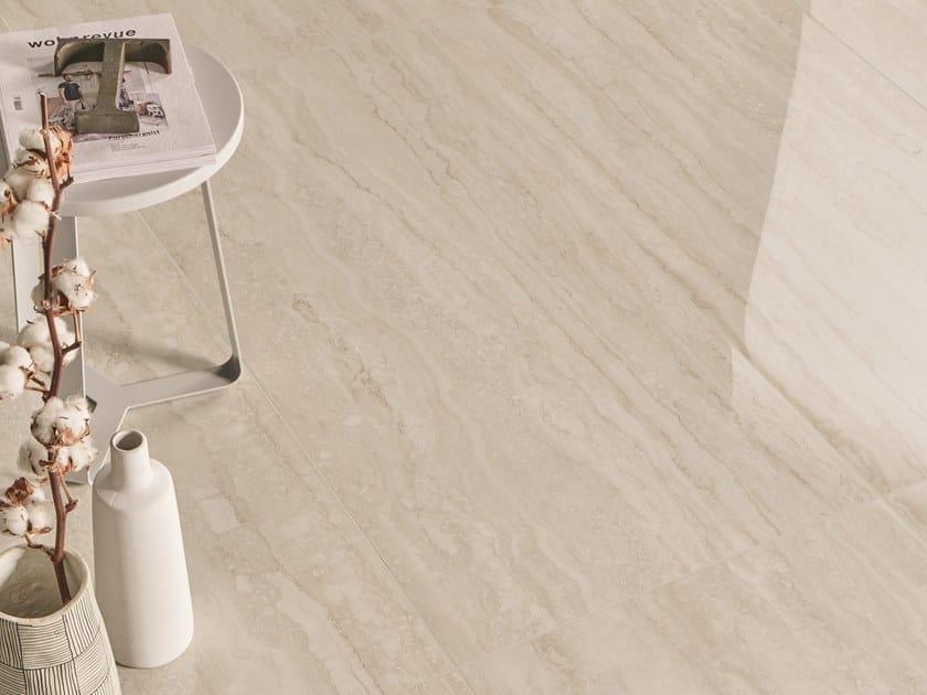 Wall Floor Tiles With Travertine Effect, Travertine Tile Effect Laminate Flooring