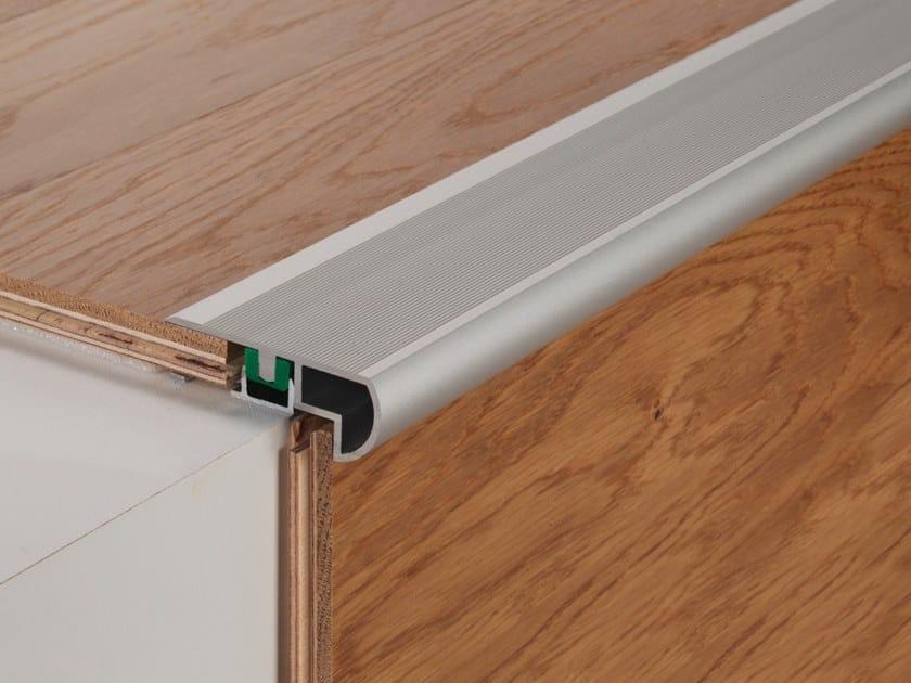 Aluminium flooring profile UNISYSTEM PLUS G/6 by PROFILPAS