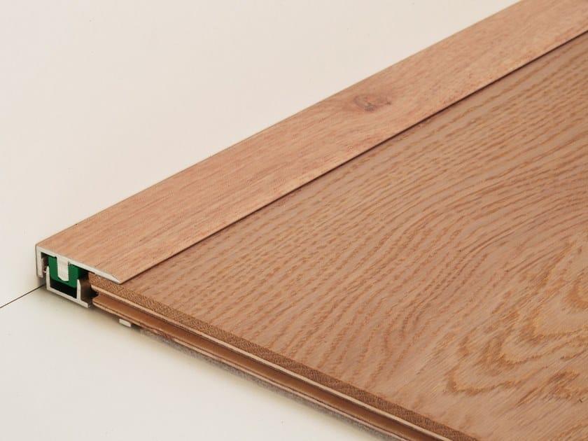 Flooring profile UNISYSTEM PLUS S by PROFILPAS