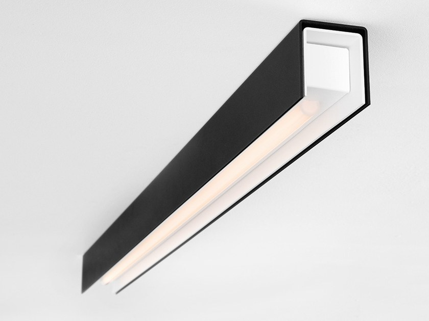 LED ceiling lamp UNITED 1x LED by Modular Lighting Instruments