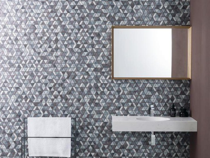Natural stone mosaic UNIVERSE by L'ANTIC COLONIAL
