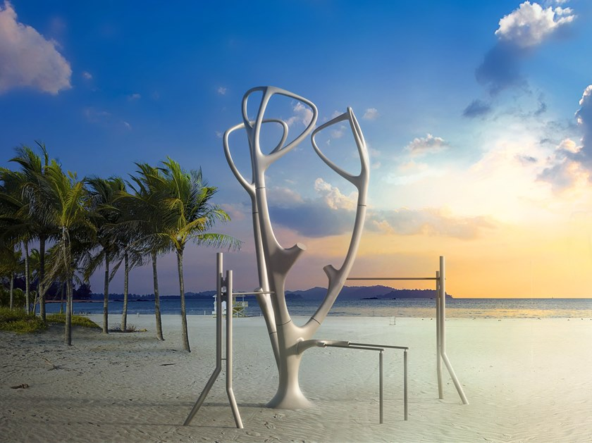Fitness machine UNPARALLELED TREE by MyEquilibria