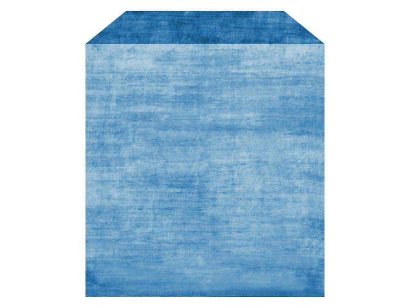 Handmade rug UNTITLED #1022 by HENZEL STUDIO