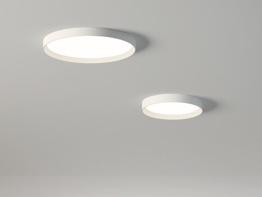 LED ceiling lamp UP 4440 by Vibia
