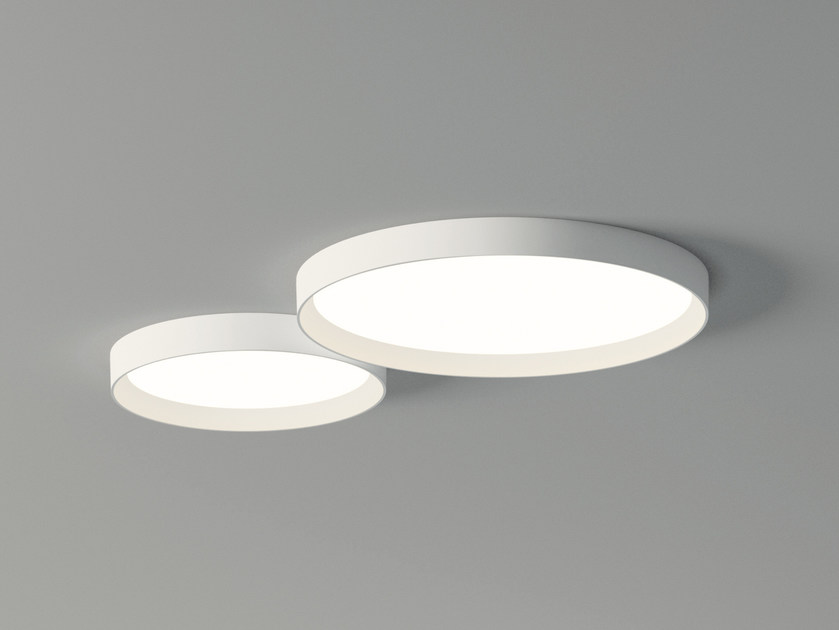 Led ceiling lamp up 4442 up collection by vibia design for Deckenleuchte led design