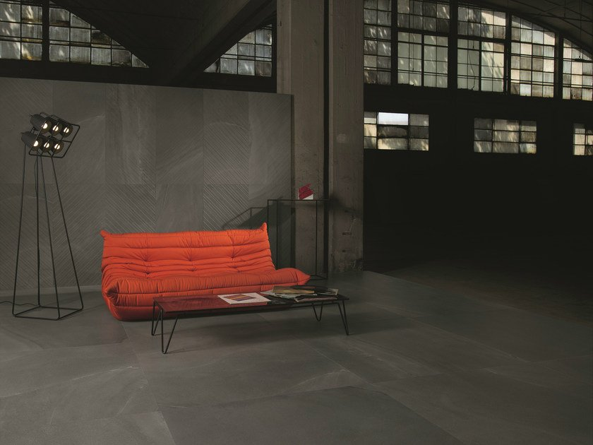 Porcelain stoneware wall/floor tiles with stone effect UPDATE by Ceramica d'Imola
