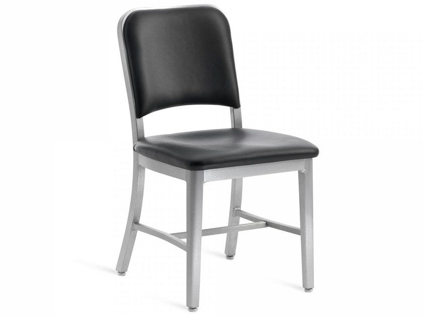 Upholstered chair NAVY® UPHOLSTERED | Upholstered chair by Emeco