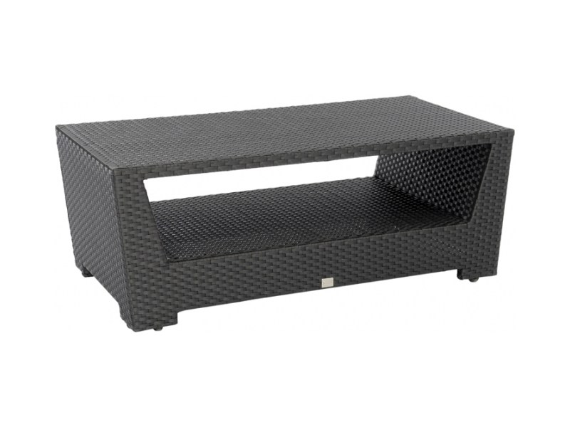 Rectangular coffee table with storage space UPTOWN | Rectangular coffee table by 7OCEANS DESIGNS