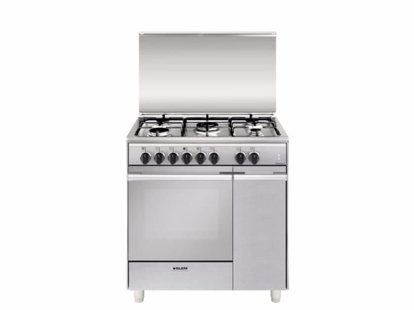 Cooker UQ855MI6 | Cooker by Glem Gas