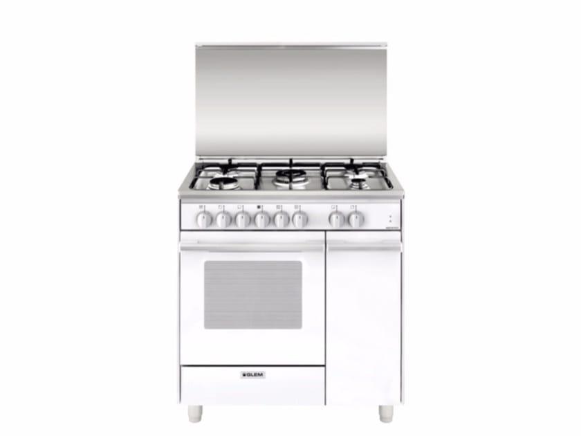 Cooker UQ855MX6   Cooker by Glem Gas