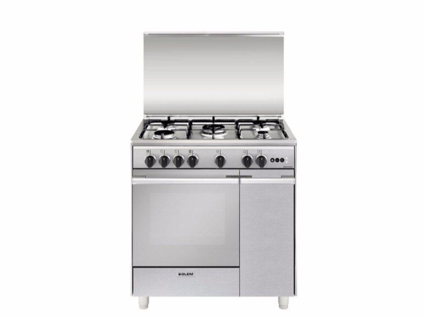 Cooker UQ855VI | Cooker by Glem Gas