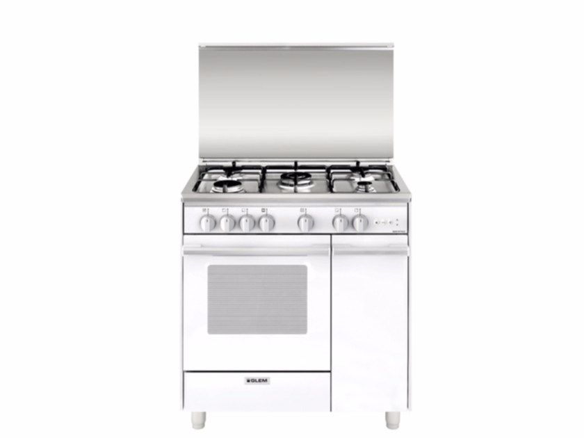 Cooker UQ855VX | Cooker by Glem Gas