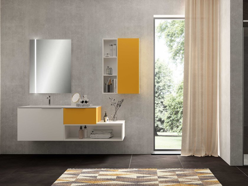 Ur31 Vanity Unit Urban Collection By Mobiltesino