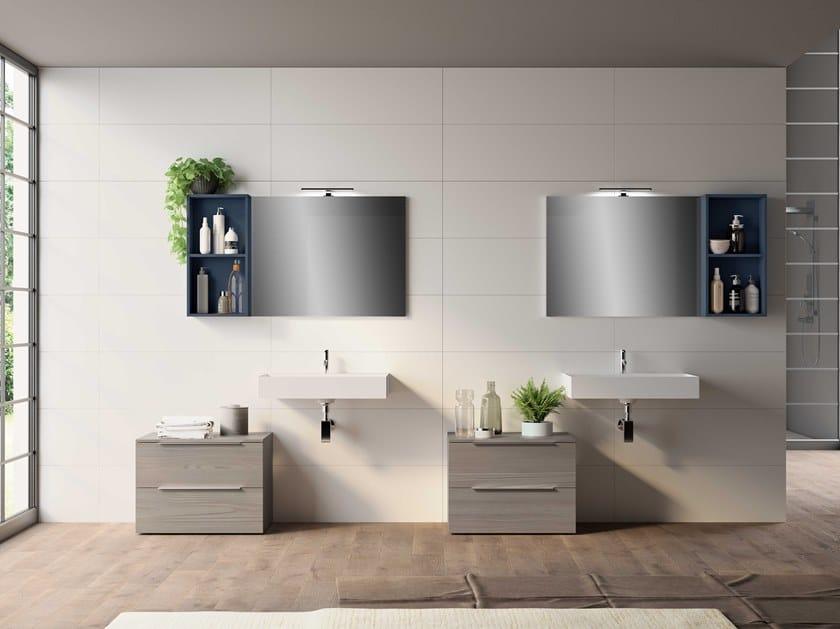 Single vanity unit UR26   Vanity unit by Mobiltesino