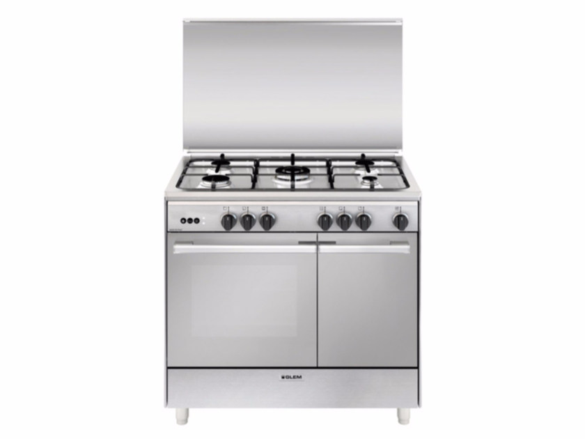 Cooker UR965VI | Cooker by Glem Gas