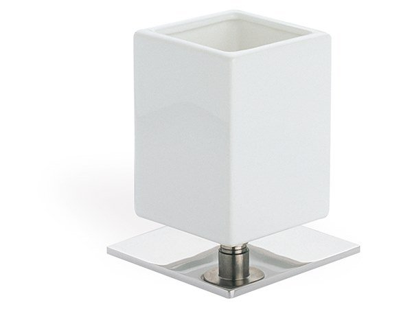 Urania Countertop Toothbrush Holder Urania Collection By Stilhaus
