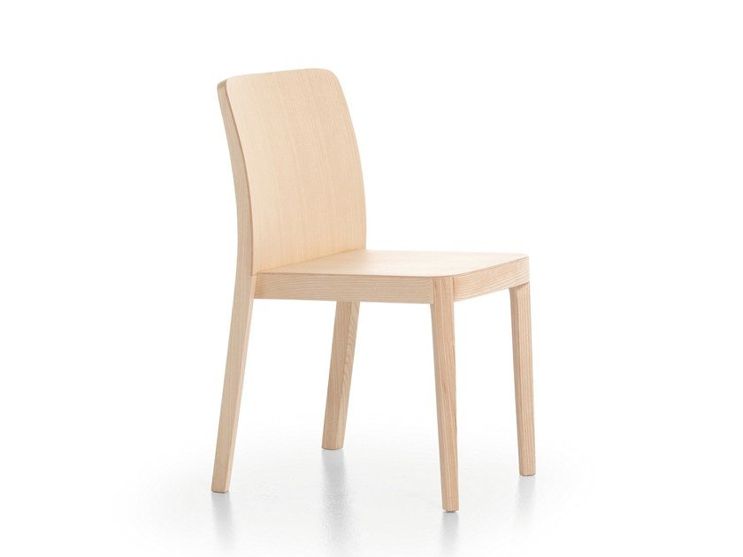 Ash chair URBAN 11L by Very Wood