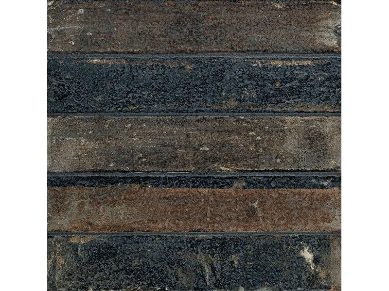 Porcelain stoneware wall/floor tiles URBAN_AVENUE DARK COPPER 7,5 by Ceramica Fioranese