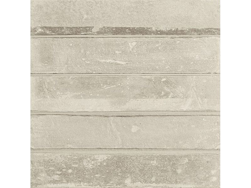 Porcelain stoneware wall/floor tiles URBAN_AVENUE OFF WHITE 7,5 by Ceramica Fioranese