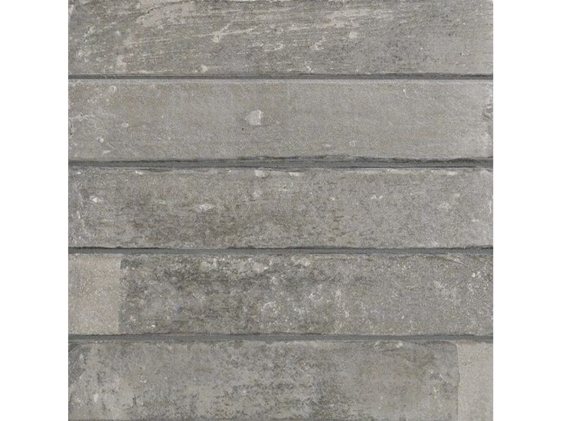 Porcelain stoneware wall/floor tiles URBAN_AVENUE FULL GREY 7,5 by Ceramica Fioranese