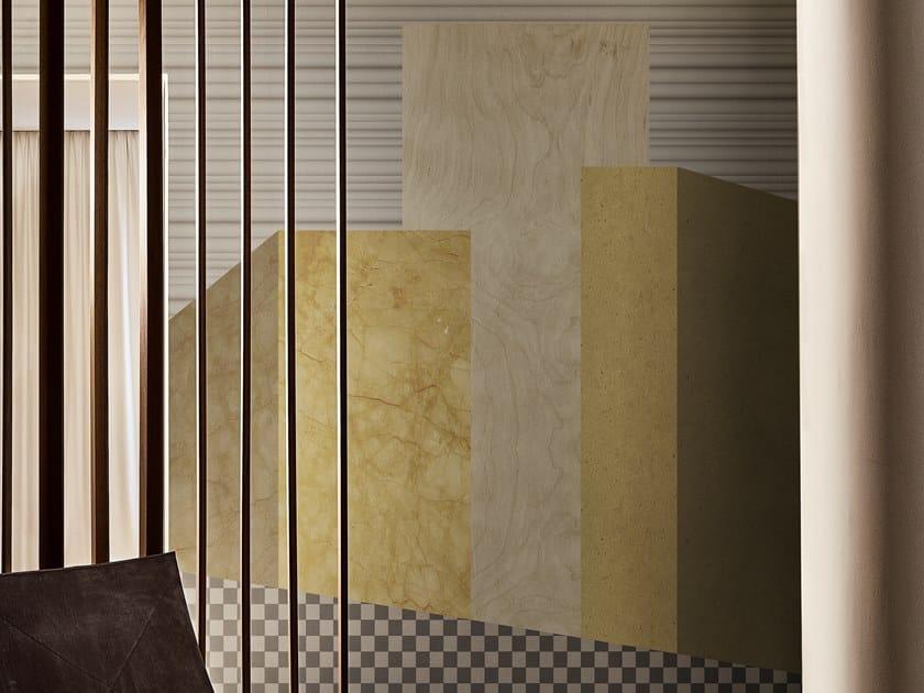 Panoramic wallpaper URBAN CANVAS by Wall&decò