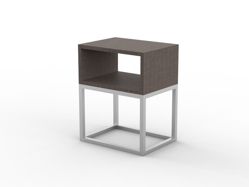 Bedside table for hotel rooms URBAN CM03 by Mobilspazio
