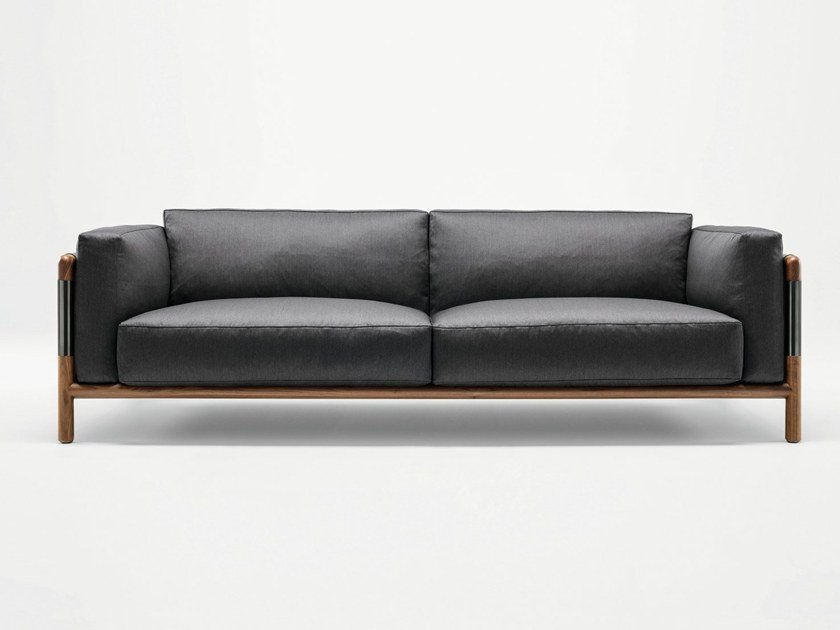 2 seater fabric sofa URBAN | 2 seater sofa by GIORGETTI
