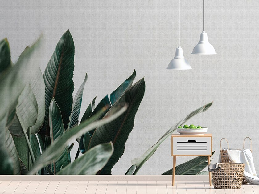 Washable Digital printing wallpaper URBAN JUNGLE by Architects Paper