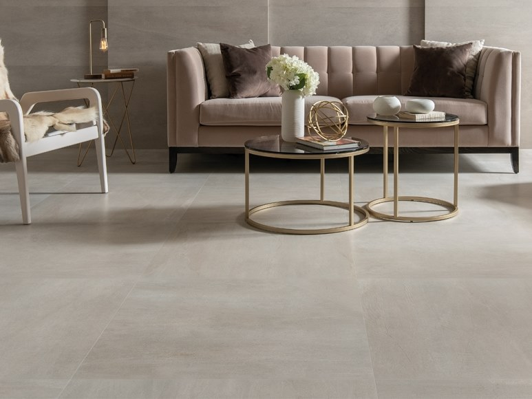 Wall/floor tiles with concrete effect URBAN NATURAL by Venis