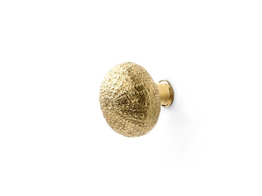 Brass Furniture knob URCHIN OC2015 by PullCast