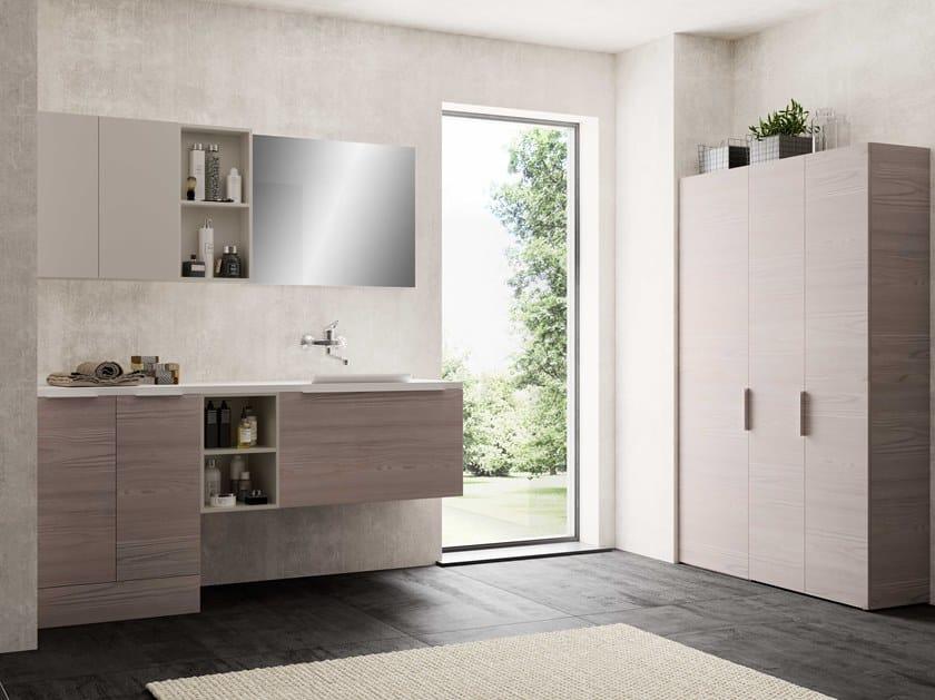 Single vanity unit URL13 | Vanity unit by Mobiltesino