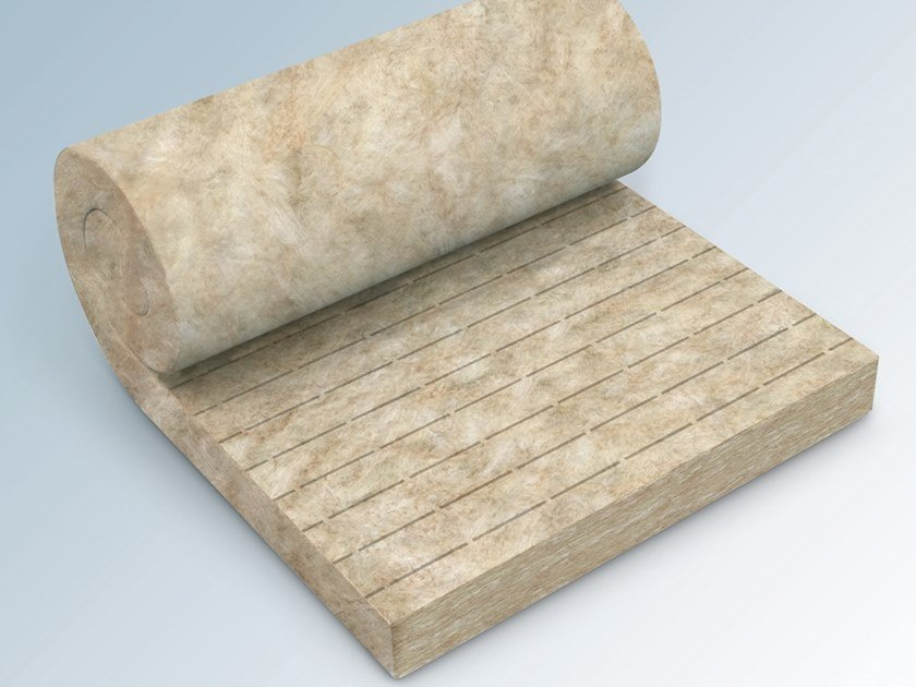 Mineral fibre thermal insulation felt / sound insulation felt URSA PUREONE SF31 by URSA