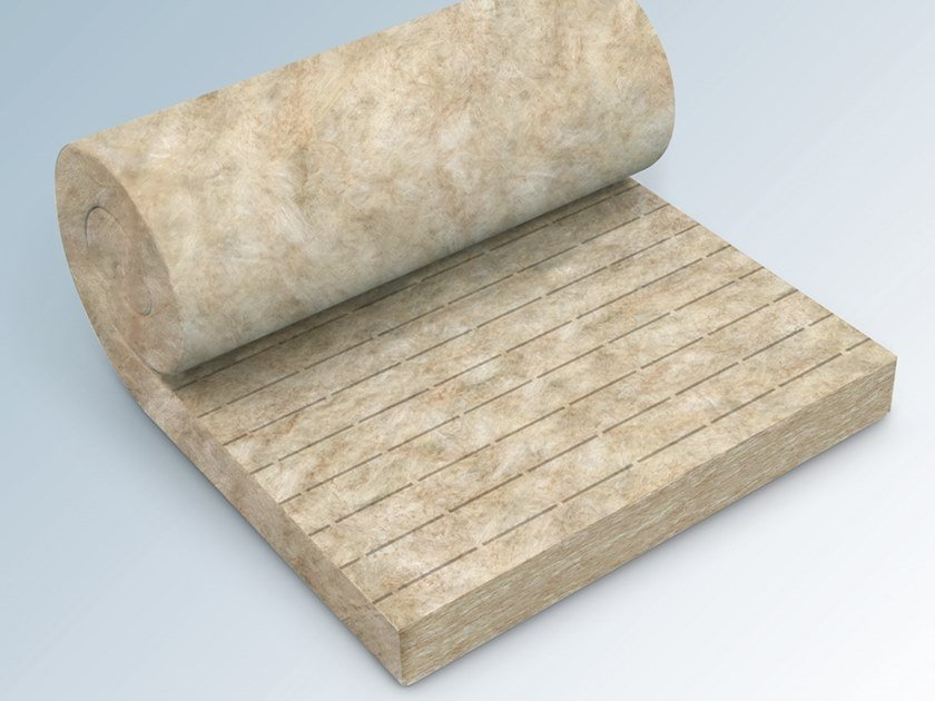 Mineral fibre thermal insulation felt / sound insulation felt URSA PUREONE SF34 by URSA