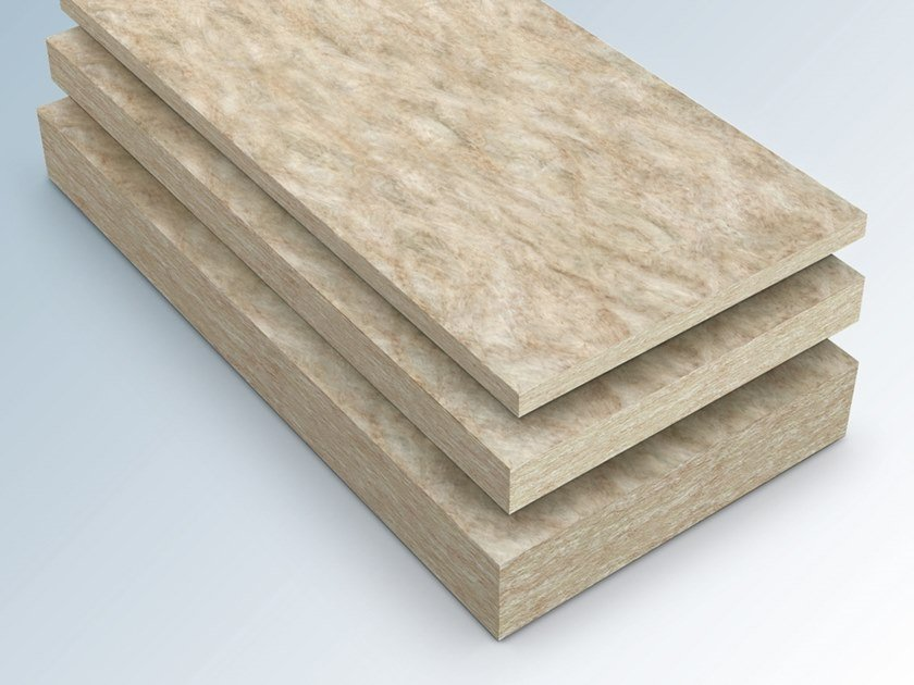 Mineral fibre thermal insulation felt / sound insulation felt URSA PUREONE TWP37 by URSA