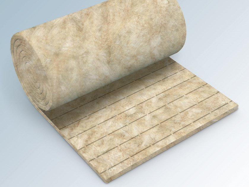 Mineral fibre thermal insulation felt / sound insulation felt URSA PUREONE USF31 by URSA