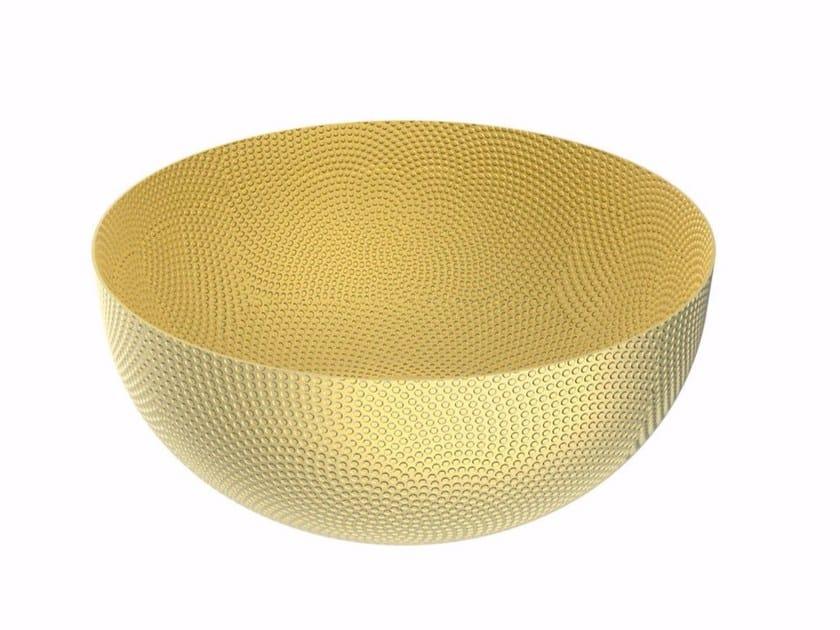 Brass bowl UTA17 | Bowl by Alessi