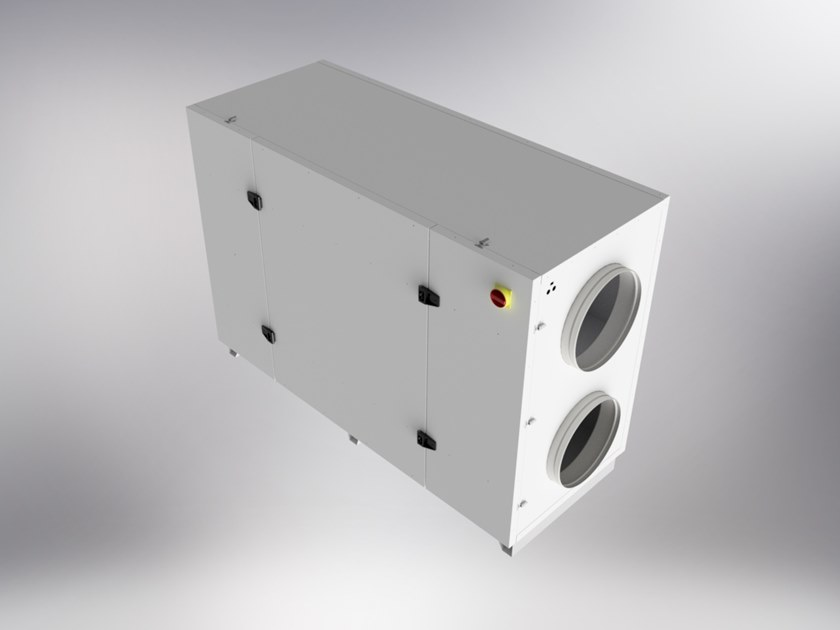 Mechanical forced ventilation system UV by WAVIN ITALIA