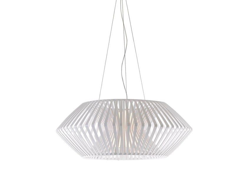 LED polyethylene pendant lamp V | Pendant lamp by a by arturo alvarez