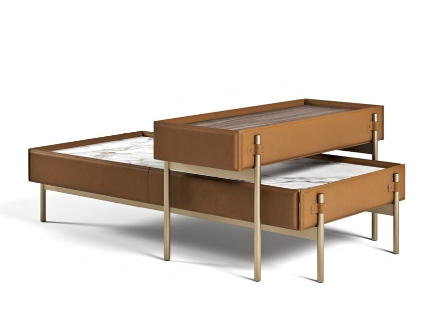 Rectangular coffee table V216 by Aston Martin
