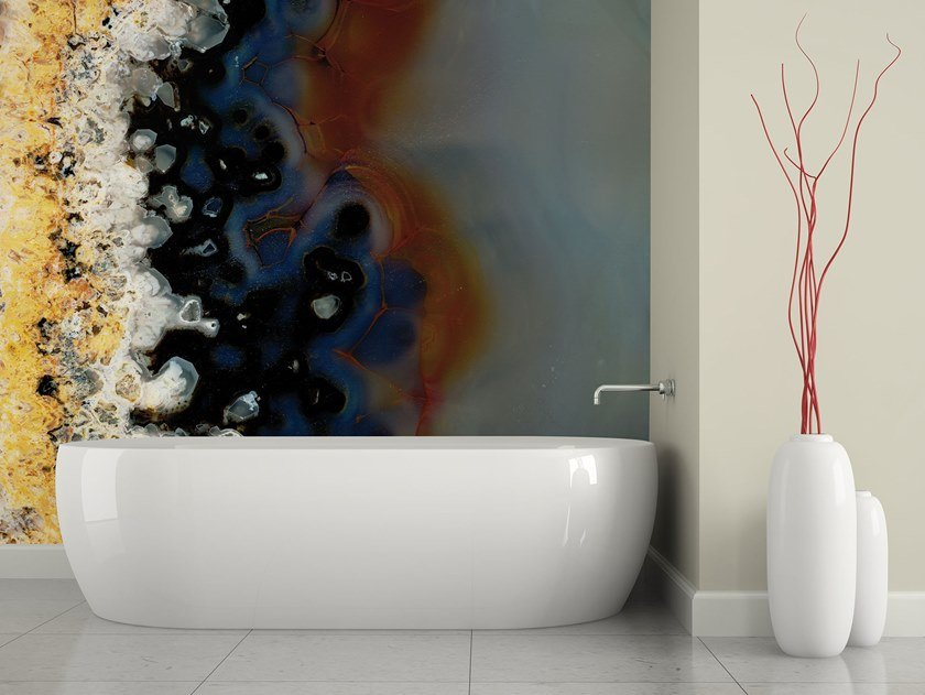 Synthetic material Decorative panel VADOO by Tecnografica Italian Wallcoverings