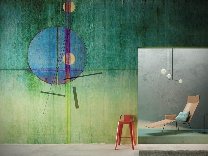 Geometric wallpaper VAGARY by GLAMORA