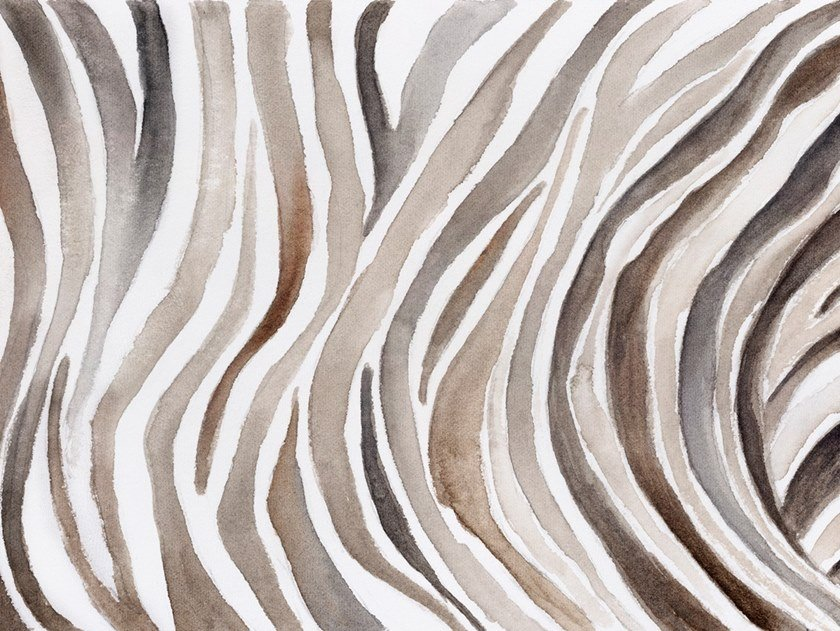 Ecological washable PVC free wallpaper VAGUE by Wallpepper