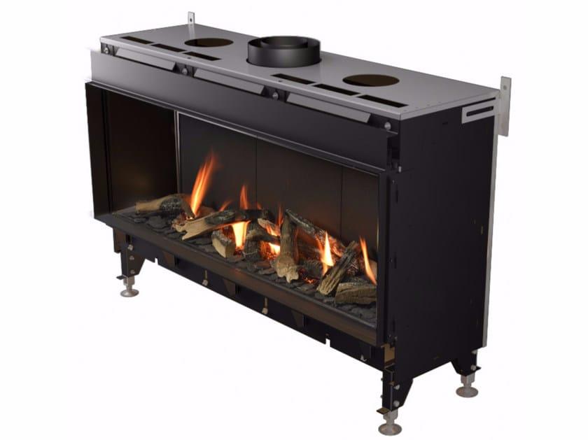 Gas Fireplace insert VALENTINO F by Planika