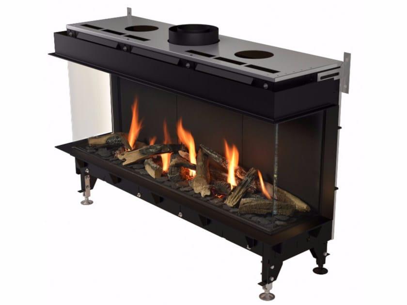 Gas Fireplace insert VALENTINO LFR by Planika
