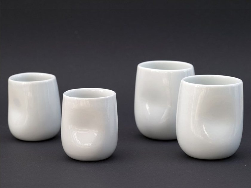 Porcelain espresso cup VALKA by North Limited