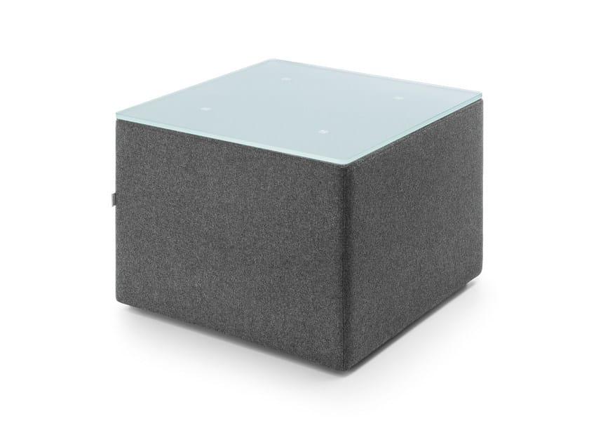 Square coffee table VANCOUVER OTO VOS1B/VOS2B by profim