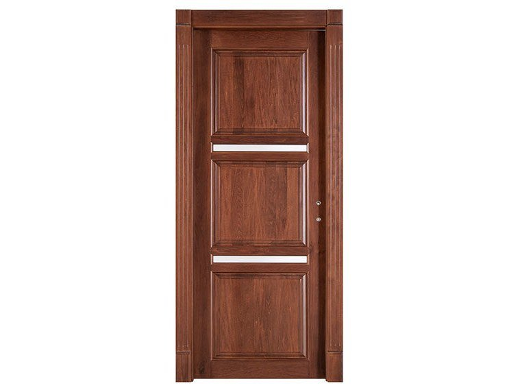 Porta a battente in legno VANITOSA Collezione Platinum By NUSCO